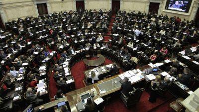 La Cámara de Diputados ratificó el aumento en las dietas