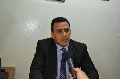 """Samaniego refuto """"burdo"""" análisis de Naidenoff sobre la salud en la provincia"""