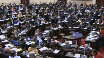 Con una mayoría contundente, Diputados aprobó el proyecto de presupuesto