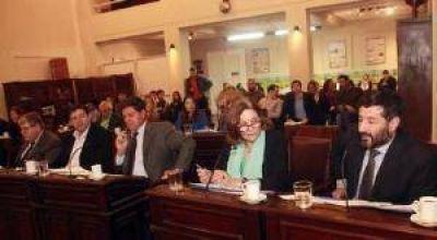 Los concejales analizan si aprueban un aumento del 37% para las tasas urbanas