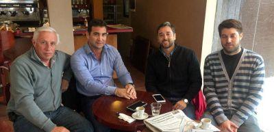 Patricio Hogan adelantó que su candidato local es Hernán Luna