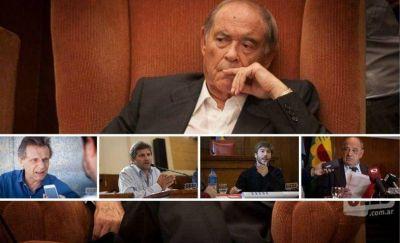 De internas, reuniones y conspiraciones