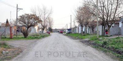 Licitaron obras para el barrio Villa Madgalena