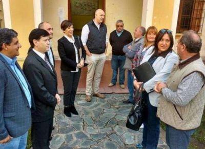 Más servicios bancarios llegarán a El Trapiche y El Volcán