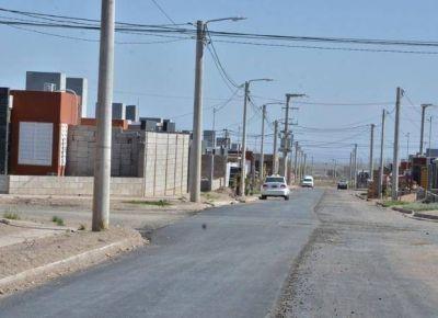 Ponen en marcha la pavimentación de 350 cuadras en la ciudad de San Luis
