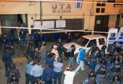 Toma de la UTA: elevan a juicio la causa a los 11 imputados