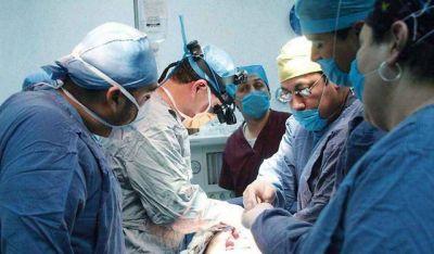 Se realizó una donación de órganos y aún hay 231 sanjuaninos en lista de espera