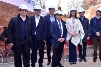 Vidal en Estados Unidos: financiamiento para obras y viaje con el posible Ministro de Infraestructura