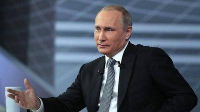 Putin mencionó a Israel como ejemplo positivo en la lucha contra el terrorismo