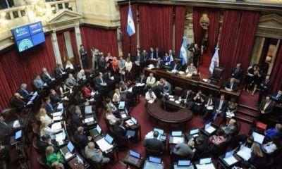 Hay tensión con el Gobierno en el bloque PJ en el Senado y tambalea la reforma electoral