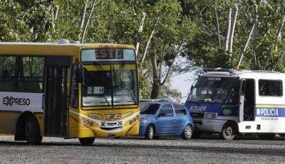 El conflicto de la línea Este todavía condiciona el transporte en la Región