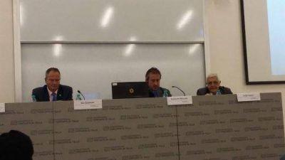 """Ilan Sztulman: """"Queremos que el pueblo palestino reconozca que el pueblo judío tiene derecho a su Estado"""""""