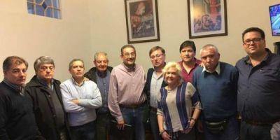 Bloque de diputados del PJ brindó su apoyo a APDFA en sus reclamos