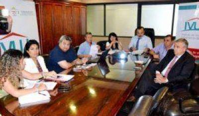 Jujuy: proyectan grandes avances en ejecución y licitación de viviendas antes de fin de año