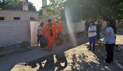 Municipio intensifica acciones para evitar propagación del dengue