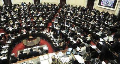 Por orden del gobernador, diputados por Formosa del FpV acompañaron el Presupuesto 2017