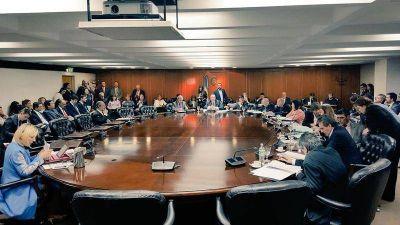 Se aprobó la terna de candidatos para el cargo de Juez Federal de Formosa