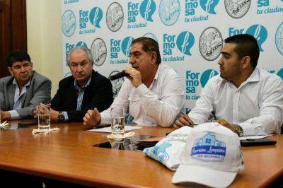 El intendente Jofré lanzó el Plan Integral de Erradicación