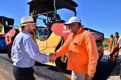 Presupuesto nacional: Elogian la capacidad de gestión de Insfrán para la incorporación de obras