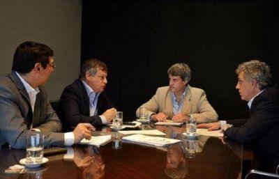 Prat Gay se comprometió con Peppo a dar impulso a las obras para el Chaco