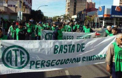 ATE Chaco convoca a un paro este viernes por el reclamo salarial
