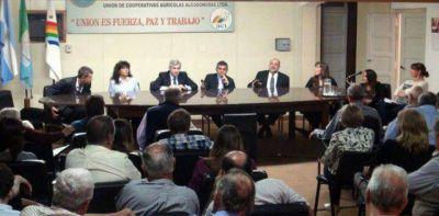 UCAL planteó ante la AFIP la asfixia impositiva que sufren las cooperativas
