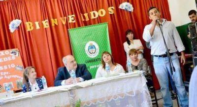 Colombi anunció $200 millones en obras pluviales