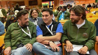 El encuentro de Movimientos Sociales en el Vaticano