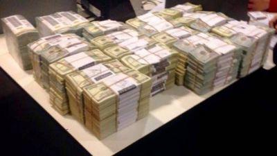 Confirmaron el embargo de los 5 millones de dólares de Florencia Kirchner