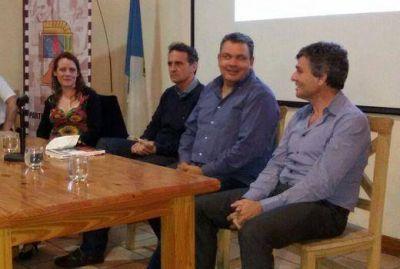 San Fernando: Katopodis y Zabaleta encabezaron un plenario del PJ local