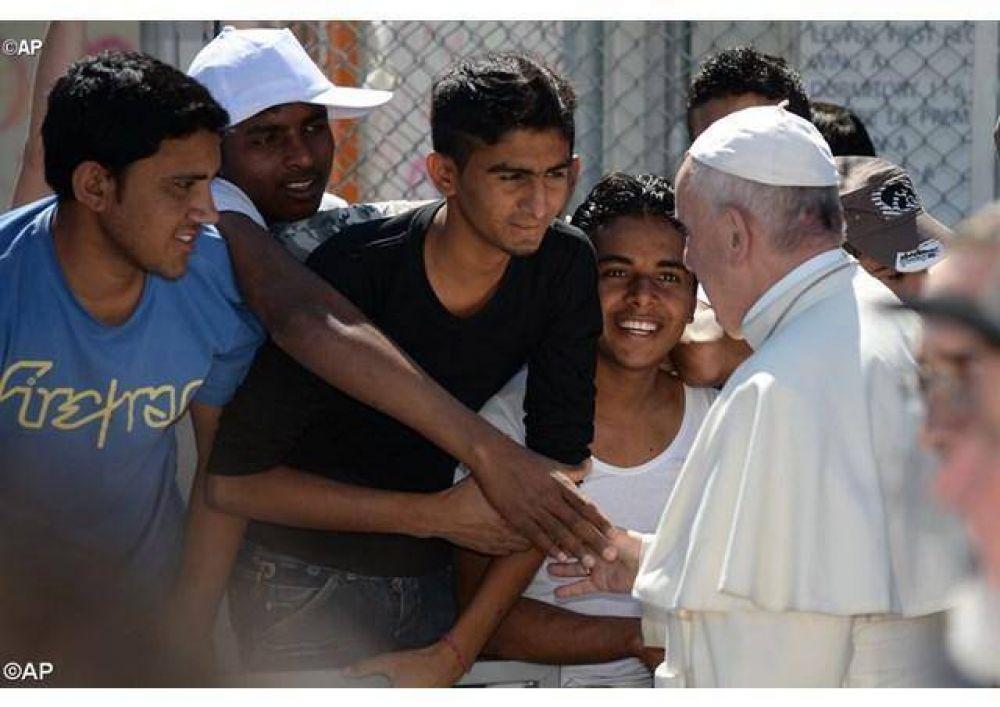 El Video del Papa de Noviembre en el que reza por el miedo y la aceptación del otro