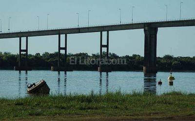 El río Gualeguaychu tiene valores de contaminación mayores a lo permitido
