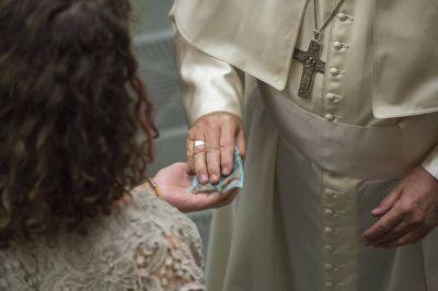 El Papa telefoneó a condenado a muerte para consolarlo