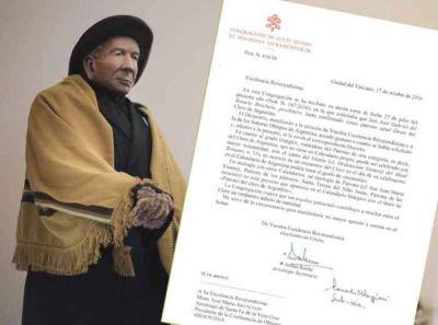 Difunden el decreto que declara a Santo Cura Brochero, patrono del clero argentino
