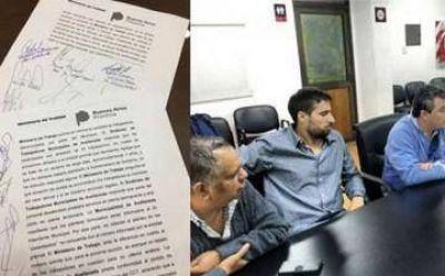 La paritaria municipal en Avellaneda: piden que la OIT audite la negociación