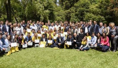 El PRO comenzó a definir las autoridades de los distritos y Vidal pidió unidad en Cambiemos
