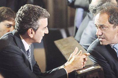Intendente del Grupo Esmeralda dijo que quiere una interna entre Scioli y Randazzo