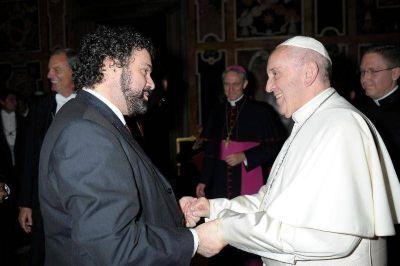 Claudio Epelman, entre los 100 líderes religiosos que recibió el Papa Francisco