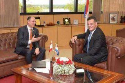 Líbano busca fortalecer lazos con el congreso paraguayo