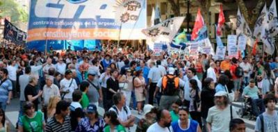 Contra las medidas de Macri: La CTA moviliza hoy en La Rioja