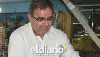 Raúl Jalil le pide a los Concejales le aprueben 300 millones para obras
