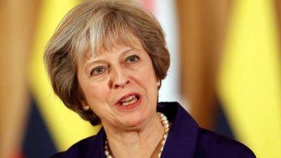 Revés para la premier británica: la Corte le puso un freno al Brexit