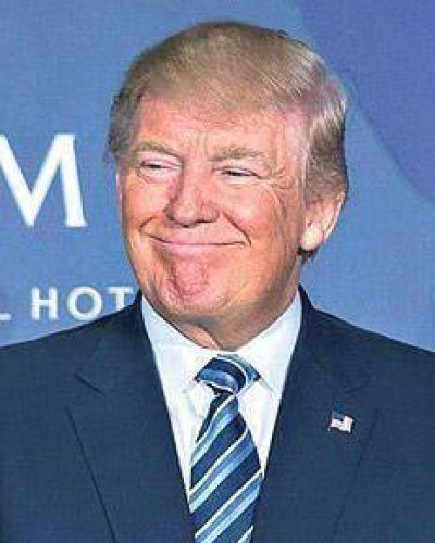 Trump está tranquilo con el salvavidas del FBI