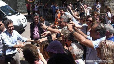 Macri defendió la quita de retenciones al sector agrícola