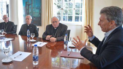 El Gobierno afianza la relación con la Iglesia en el Conurbano bonaerense para la contención social