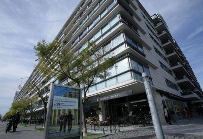 La peor semana de CFK: tasarán los departamentos en Madero Center