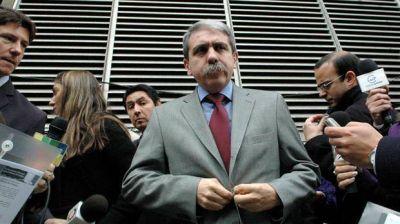 Desapareció un audio que complicaba a Aníbal Fernández