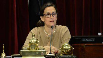 Gabriela Michetti dice que discutirá el