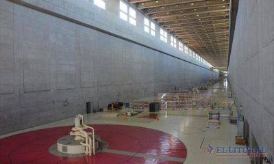 Reparan turbinas deterioradas y prevén la construcción de defensas para Apipé e Ituzaingó