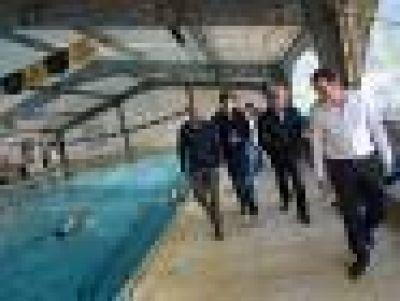 Se realizarán nuevas obras de infraestructura en los polideportivos municipales de Tigre